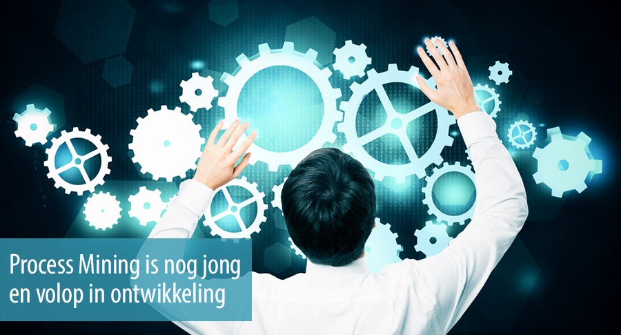 Process Mining is volop in ontwikkeling