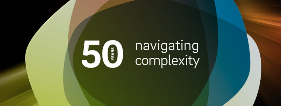 50 Years - Navigating Complexity