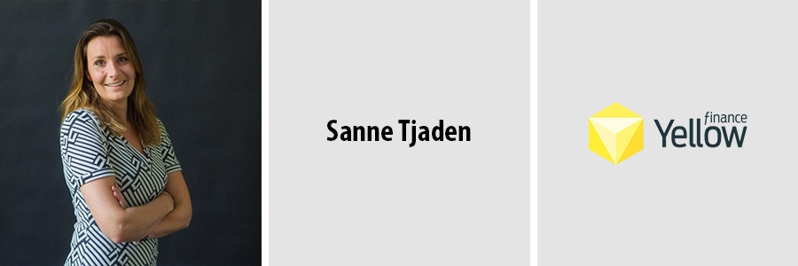 Sanne Tsjaden, YellowFinance