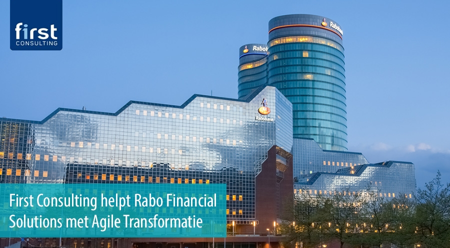 First Consulting helpt Rabo Financial Solutions met Agile Transformatie