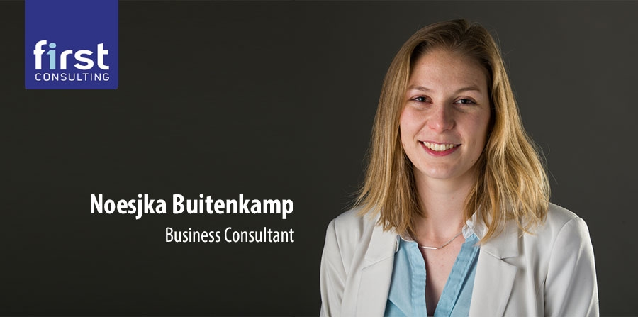 Noesjka Buitenkamp - Business Consultant bij First Consulting