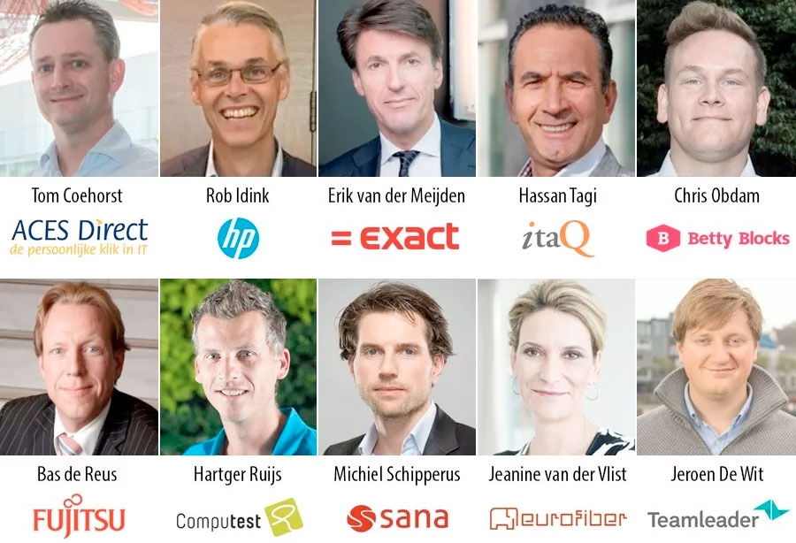 De beste CEO's in de Nederlandse ICT-sector