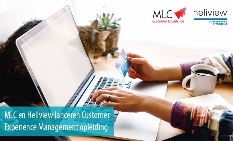 MLC en Heliview lanceren Customer Experience Management opleiding