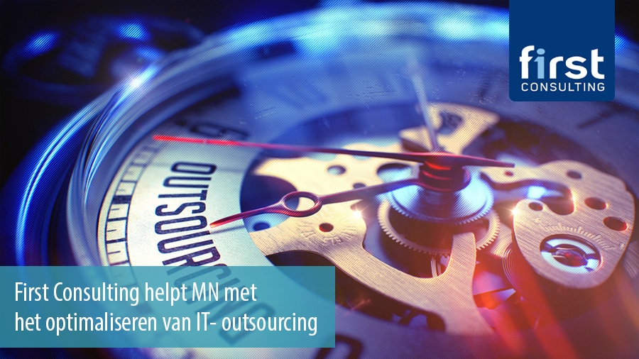 First Consulting helpt MN met  het optimaliseren van IT - outsourcing