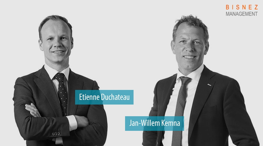 Etienne Duchateau en Jan-Willem Kemna - Bisnez Management