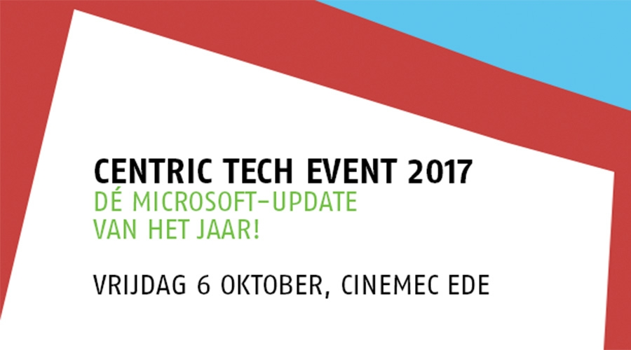Centric Tech Event 2017