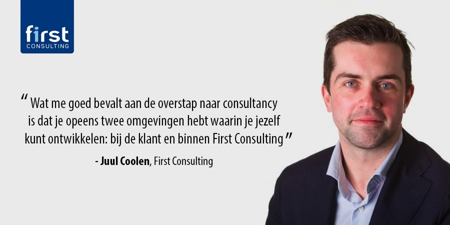 Juul Coolen - First Consulting