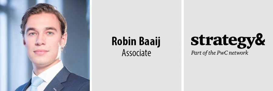 Robin Baaij - Associate bij Strategy&