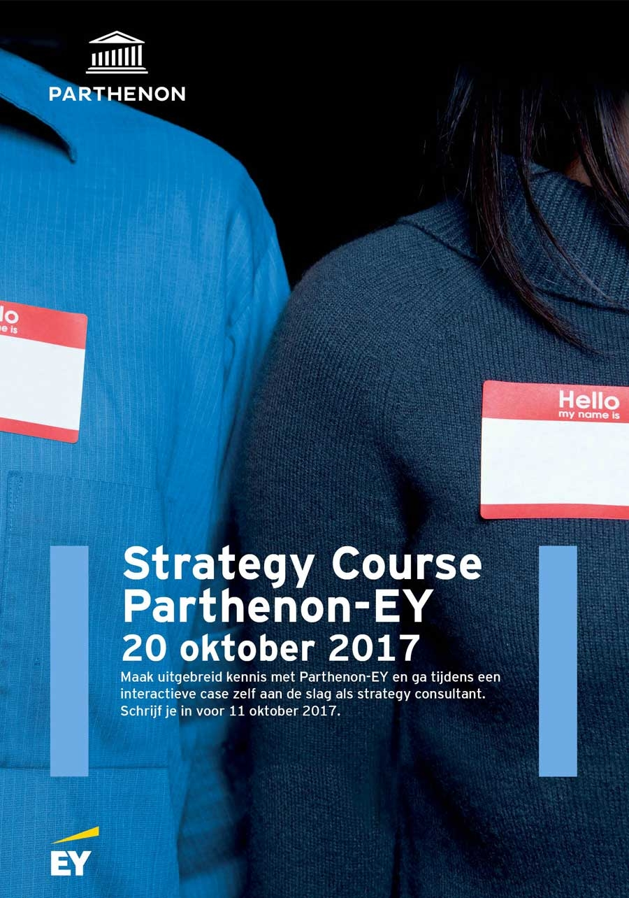 http://www.consultancy.nl/events/3263/parthenon-ey/strategy-course-oktober-2017