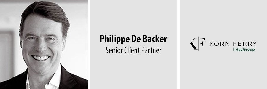 Philippe De Backer, Senior Client Partner, Korn Ferry Hay Group