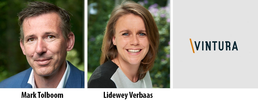 Mark Tolboom en Lidewey Verbaas, Vintura