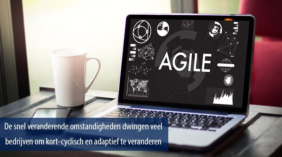 De agile omgeving
