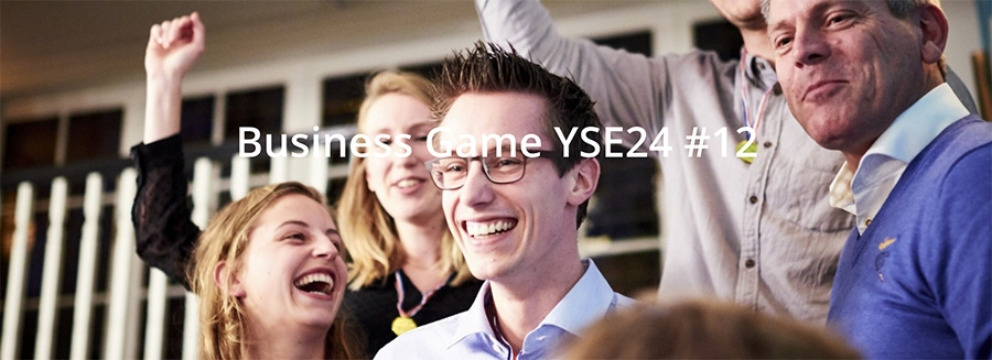 Business Game YSE24 #12