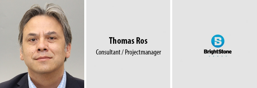 Thomas Ros, Consultant / Projectmanager, BrightStone Group