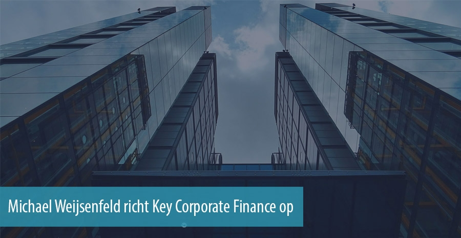 Michael Weijsenfeld richt Key Corporate Finance op