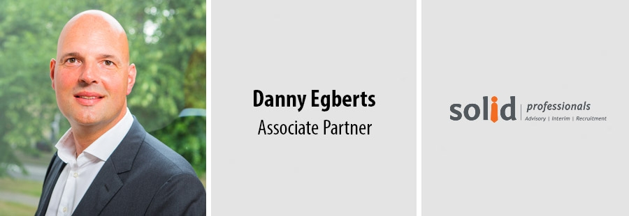Danny Egberts, Associate Partner, Solid Professionals