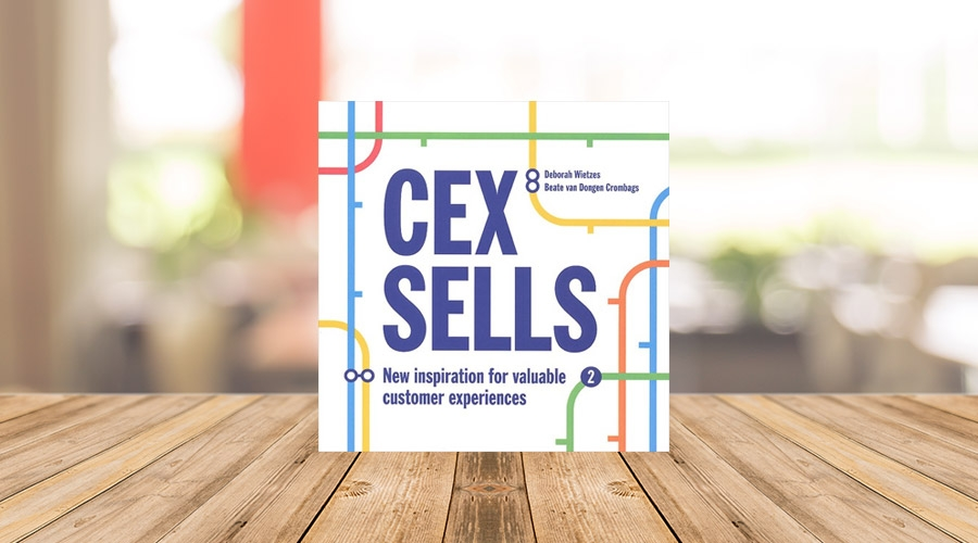CEX Sells – New inspiration for valuable customer experiences
