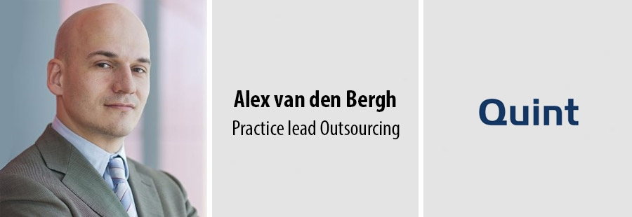 Alex van den Bergh, Practice lead Outsourcing, Quint
