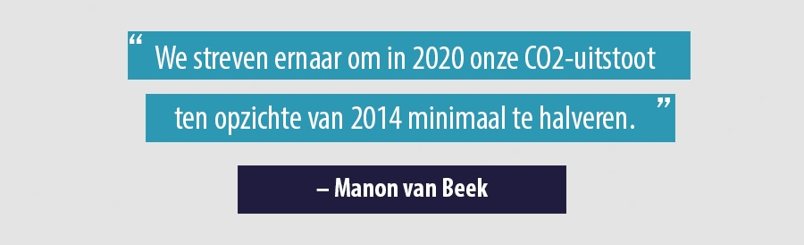 Quote - Manon van Beek