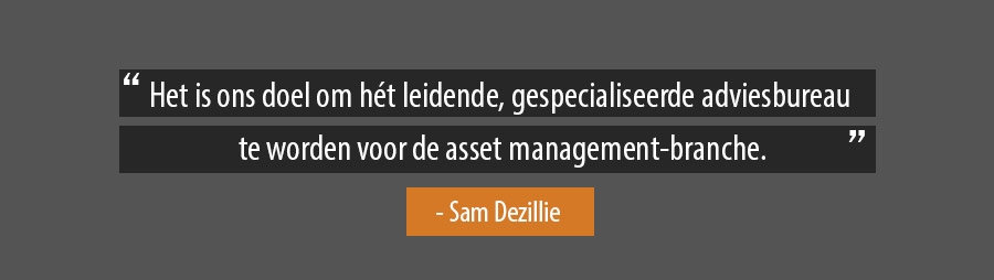 Quote Sam Dezillie
