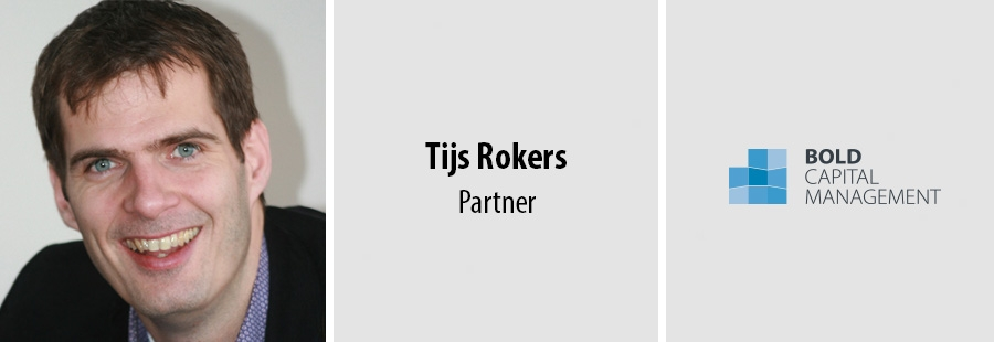 Tijs Rokers, Partner, Bold Capital Management