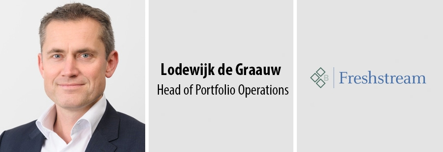 Lodewijk de Graauw, Head of Portfolio Operations