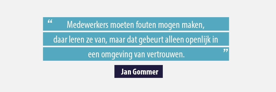 Quote Jan Gommer