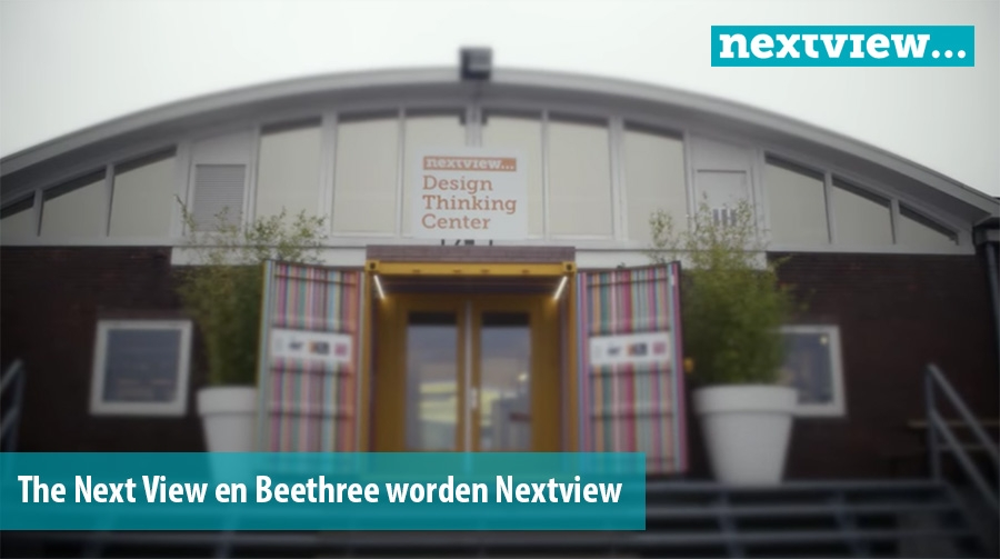 The Next View en Beethree worden Nextview