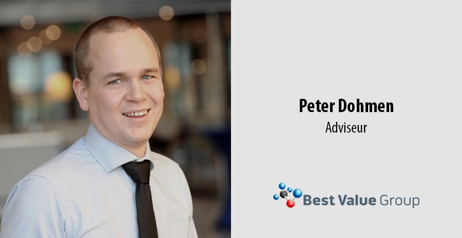 Peter Dohmen - Adviseur bij Best Value Group