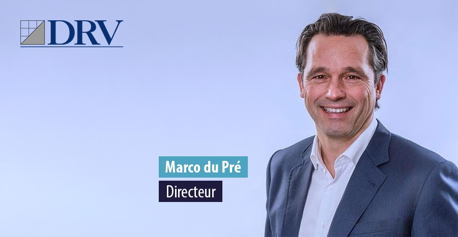 Marco du Pré - Directeur van DRV Corporate Finance