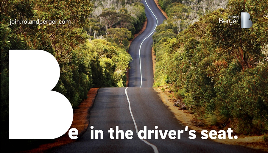 Roland Berger - Be in the driver's seat