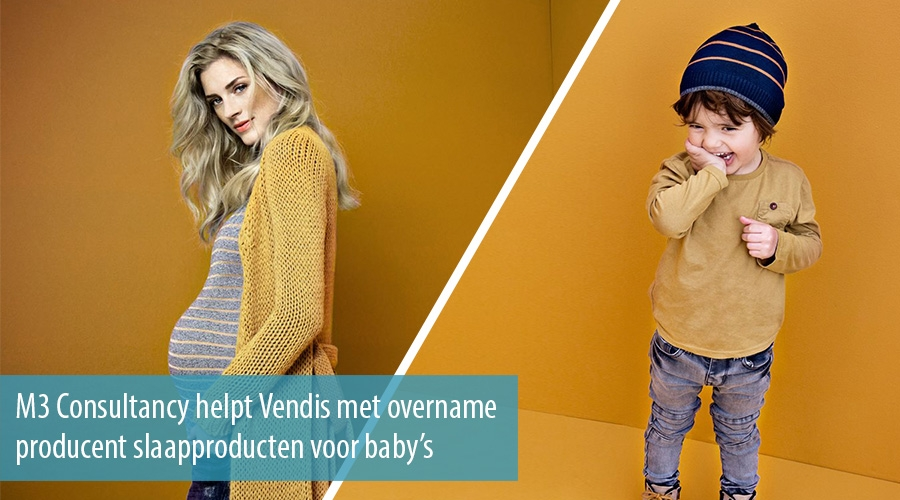 Zwangerschapskleding Lelystad.M3 Consultancy Helpt Vendis Capital Met Operations En Logistics Due