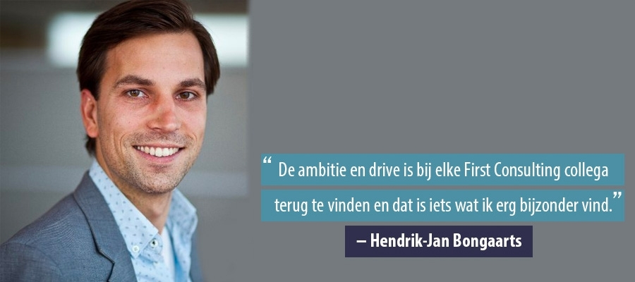 Quote Hendrik-Jan Bongaarts