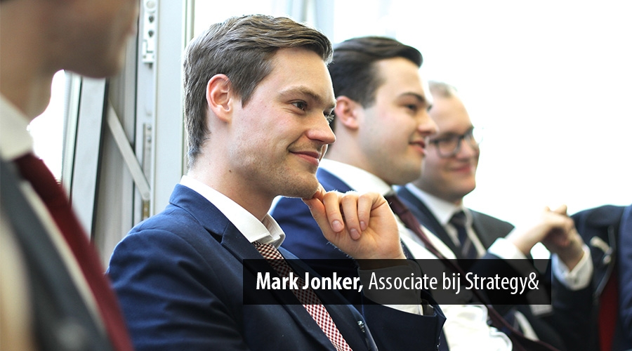 Mark Jonker, Associate bij Strategy&