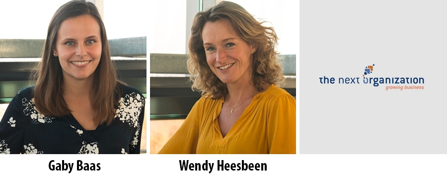Gaby Baas en Wendy Heesbeen - The Next Organization