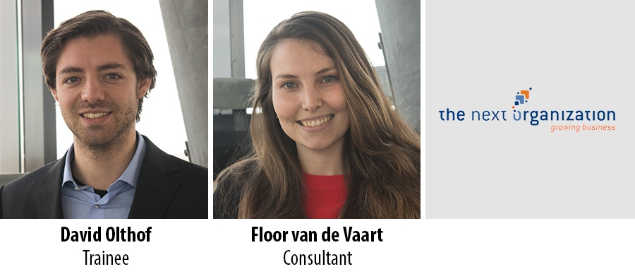 David Olthof en Floor van de Vaart - The Next Organization