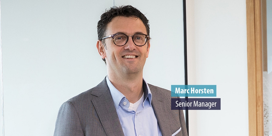 Marc Horsten, Senior Manager