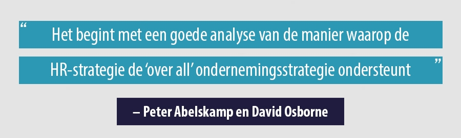 Quote Peter Abelskamp en David Osborne
