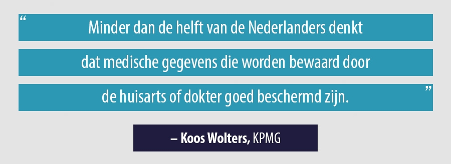 Quote Koos Wolters, KPMG