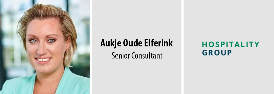 Aukje Oude Elferink, Senior Consultant - Hospitality Group