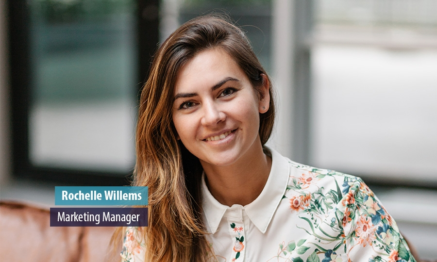 Rochelle Willems, Marketing Manager