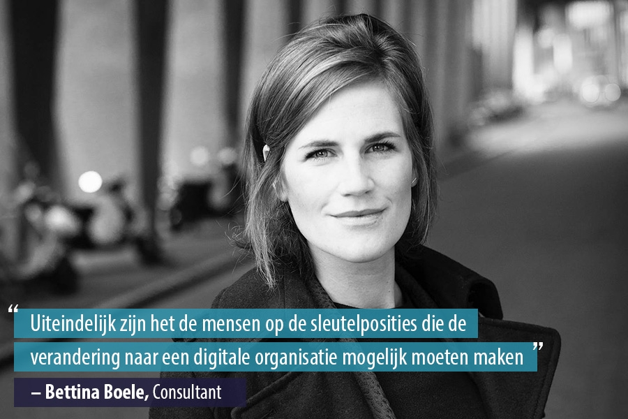 Quote Bettina Boele, Consultant