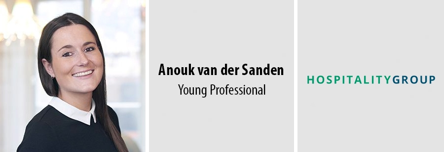 Anouk van der Sanden, Young Professional - Hospitality Group