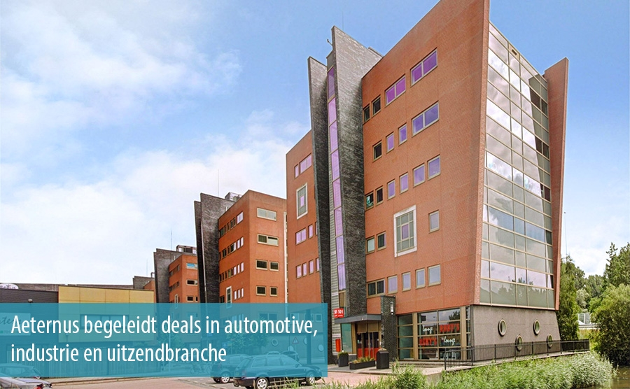 Aeternus begeleidt deals in automotive, industrie en uitzendbranche