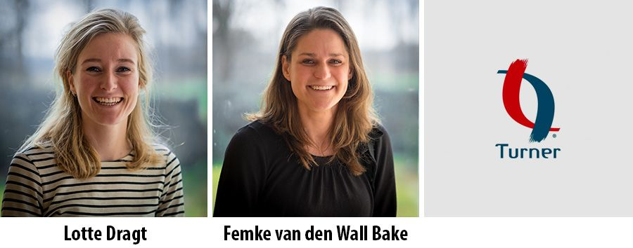 Lotte Dragt en Femke van den Wall Bake - Turner