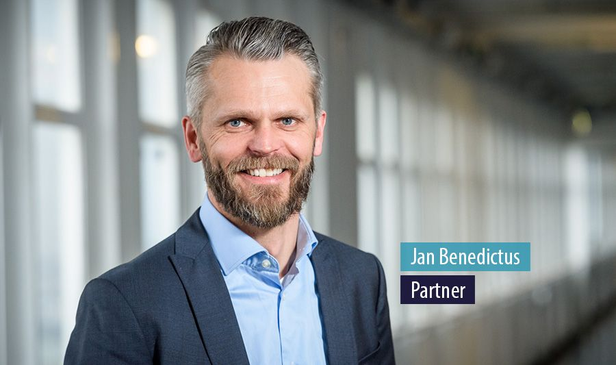 Jan Benedictus - Partner bij Kruger