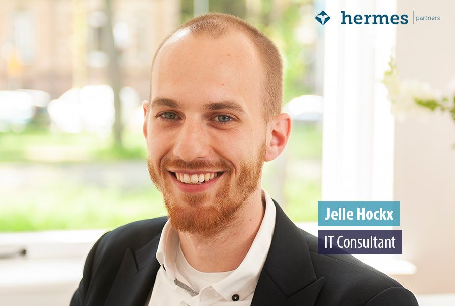 Jelle Hockx, IT Consultant - Hermes | Partners