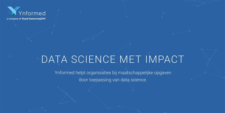 Royal HaskoningDHV neemt data science adviesbureau Ynformed over