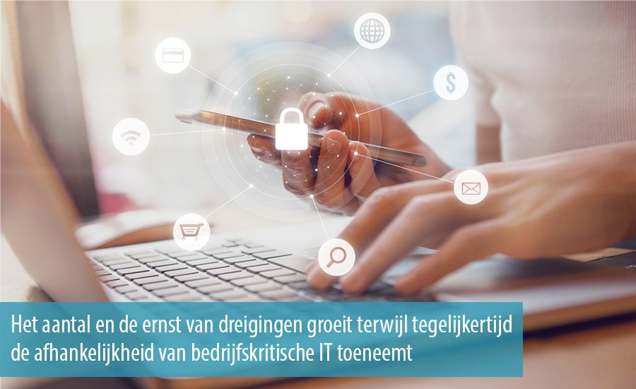 Cybersecurity whitepaper: Een business aanpak van security