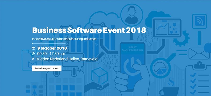 Business Software Event 2018